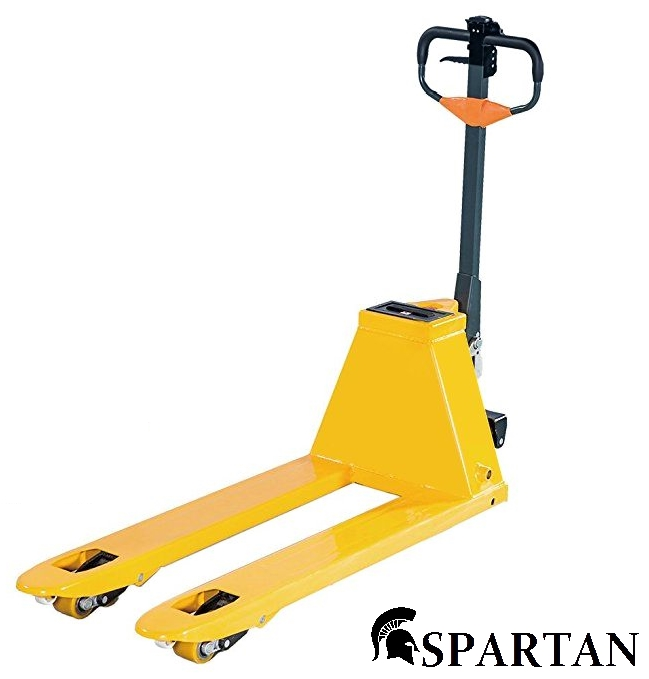 Pallet Trucks - Semi Electric