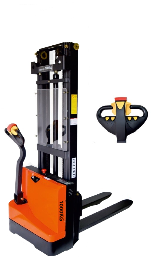 Fully Powered Electric Stacker