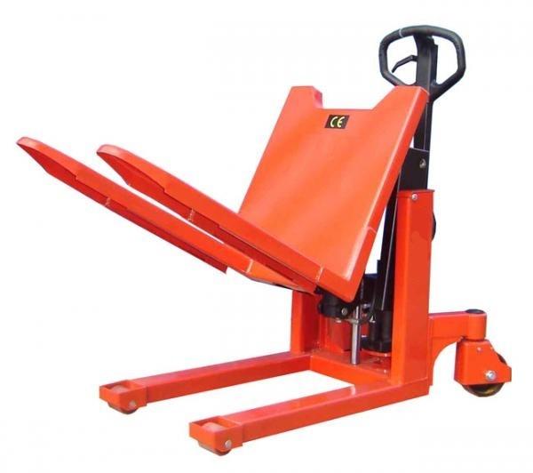 Manual Hydraulic Pallet Tilter