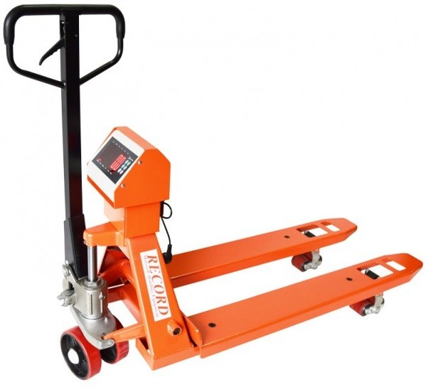 Record LTWS2000L Weigh Scale Hand Pallet Truck