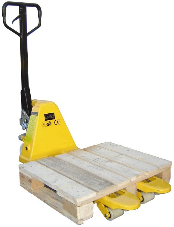 Short & Narrow (Printer's) Pallet Trucks