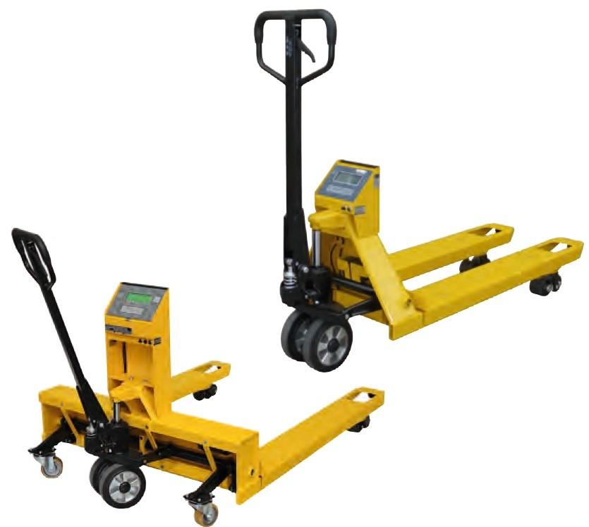 Standard Weigh Scale Pallet Trucks