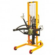 Drum Tippling Stacker Truck