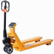 Weigh Scales Pallet Truck
