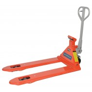 WARRIOR Weigh Scale Pallet Truck