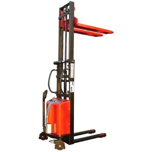 1000KG Electric Lift Pallet Stackers - LTKIE RANGE - from £2459 (3-5 Day Lead Time)