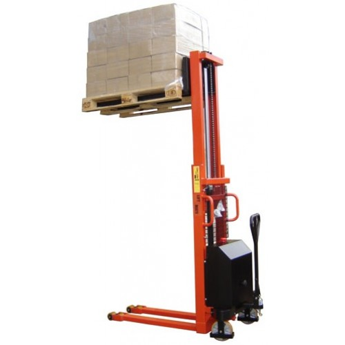 500KG Electric Lift Pallet Stackers - LTVVE RANGE - from £3229 (8-10 Week Lead Time)
