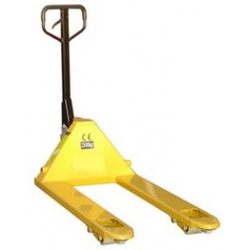 1500MM Long Pallet Truck - LTHGPT5400 - just £415 (2-3 Day Lead Time)