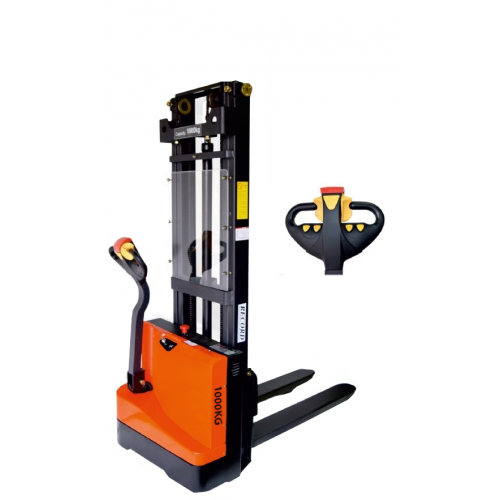 Fully Powered Electric Stacker - LTCLC10L RANGE - £3150 (3-5 Day Lead Time)