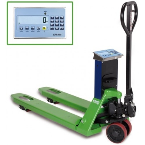 Logistic Series Pallet Truck Scale - LTGTPWLK - £1258 (FREE DELIVERY) (3-5 Day Lead Time)