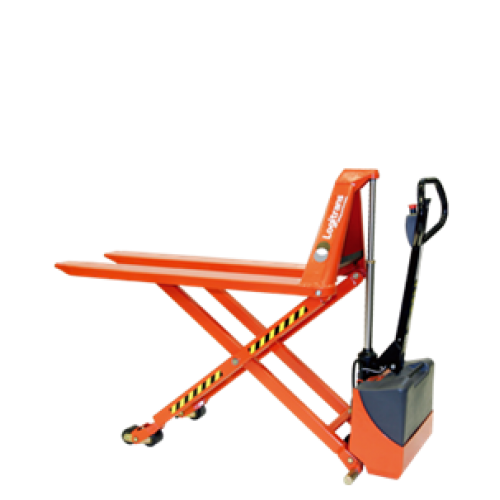 LOGITRANS Electric High Lift Pallet Truck - EHL 1004