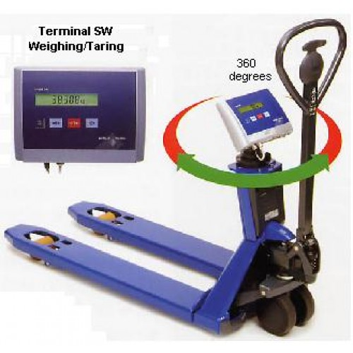 Pallet Truck Scales Heavy Duty - £1819 + £50 Delivery