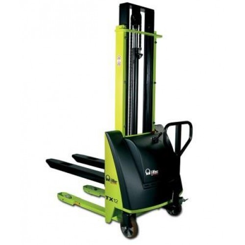 Pramac Semi-Electric Stacker - from £2593 (FREE DELIVERY) (5-7 Day Lead Time)