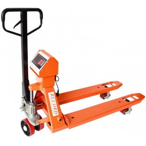 Record LTWS2000L Weigh Scale Hand Pallet Truck - LTWS2000L - just £819 (3-5 Day Lead Time)