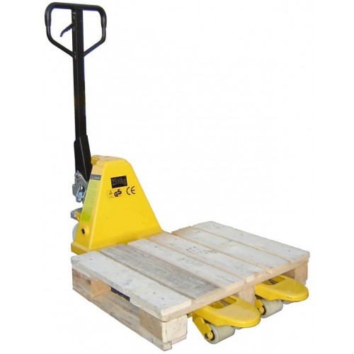 Short & Narrow (Printer's) Pallet Trucks - LTPT25/LTMA25 RANGE - from £408 (3-5 Day Lead Time)