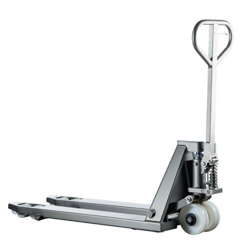 Stainless Steel Pallet Trucks - LTMA20S RANGE - £2643 (3-5 Day Lead Time)