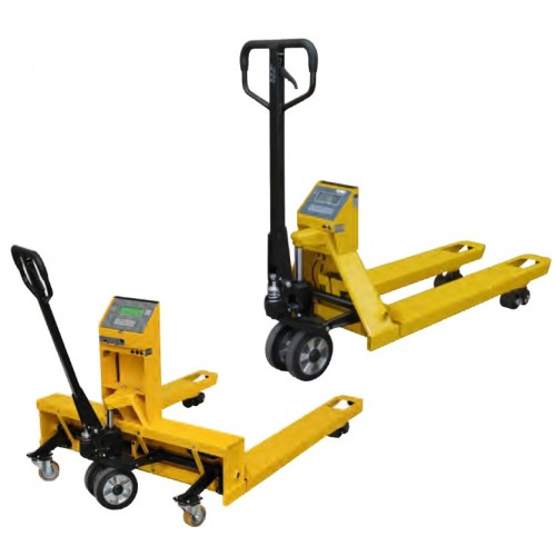 Standard Weigh Scale Pallet Trucks - LTLMWS RANGE - from £1138 (3-5 Day Lead Time)