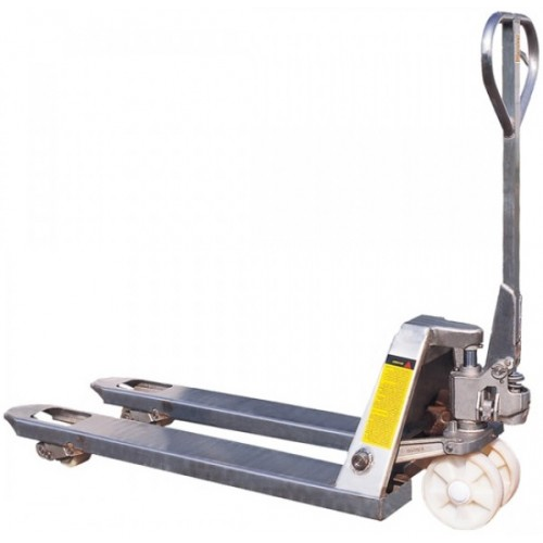 Galvanised Pallet Truck - LTBFGL1150X540 - £569 (3-5 Day Lead Time)