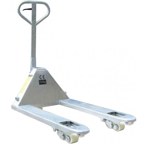 Galvanized Hand Pallet Trucks - LTMA25G RANGE - from £636 (3-5 Day Lead Time)